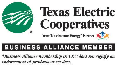 Texas Electric Cooperatives Business Alliance Member Logo