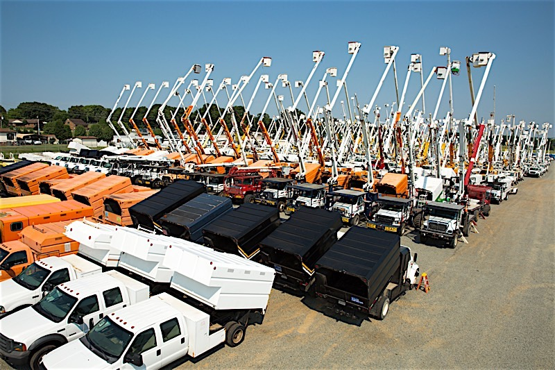Used Forestry Equipment For Sale