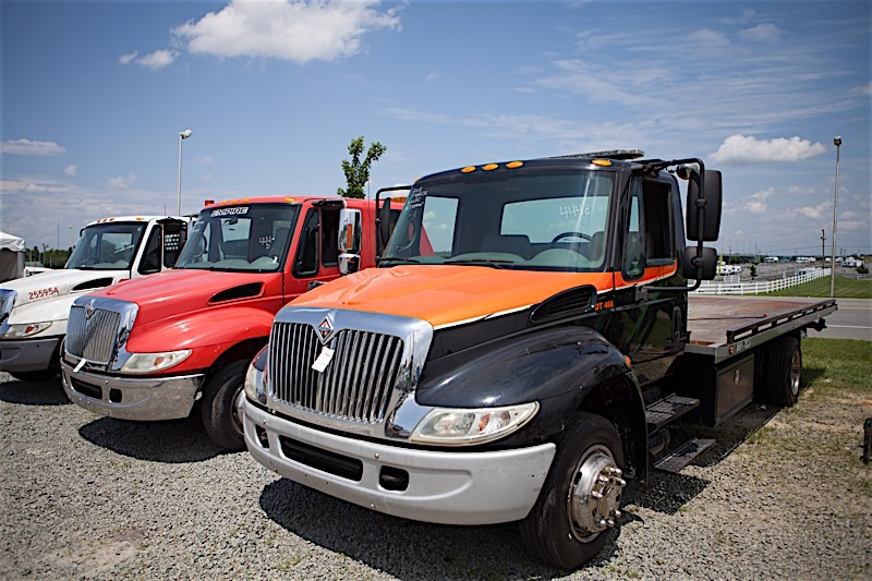 Used Tow and Rollback Trucks For Sale